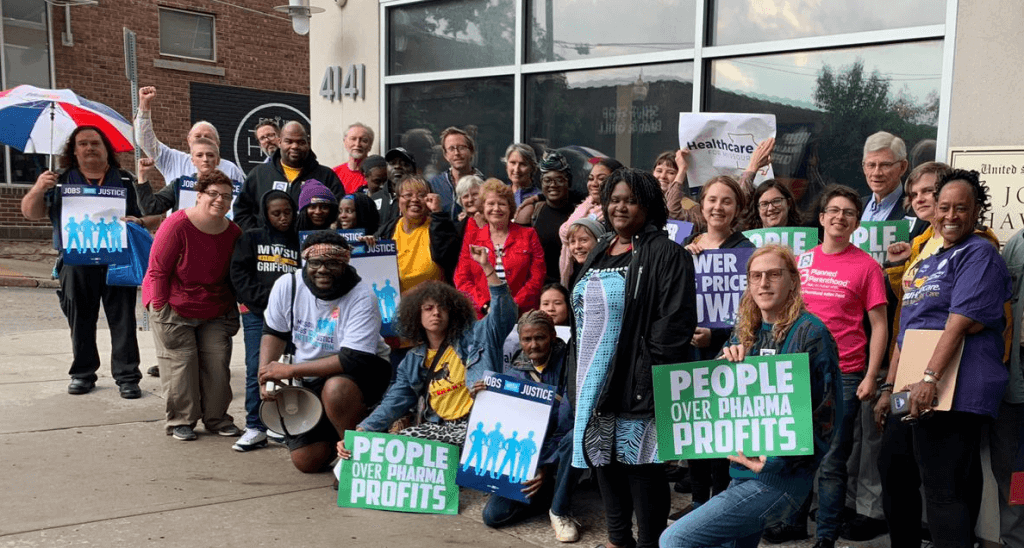 KC: People Over Pharma Profits