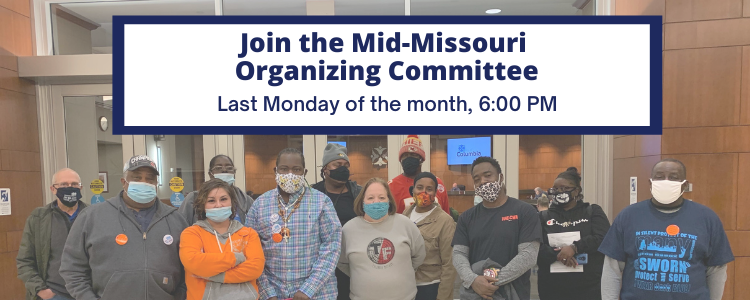 Mid-Missouri Organizing Committee
