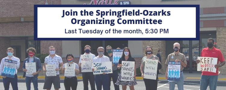 Springfield Ozarks Organizing Committee